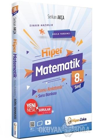 8. Sınıf Hiper Matematik Konu Anlatımlı Soru Bankası