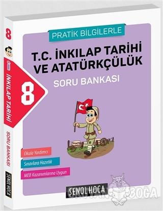 8. Sınıf İnkilap Tarihi ve Atatürkçülük Soru Bankası