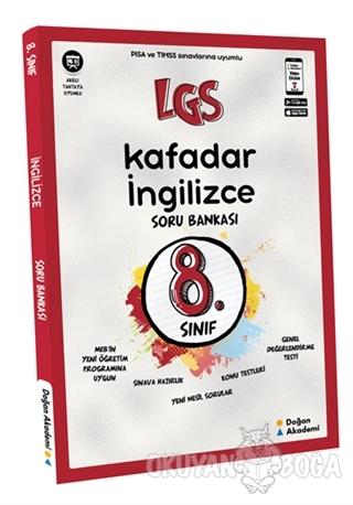 8. Sınıf LGS Kafadar İngilizce Soru Bankası