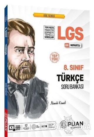 8. Sınıf LGS Türkçe Soru Bankası - Kolektif - Puan Akademi
