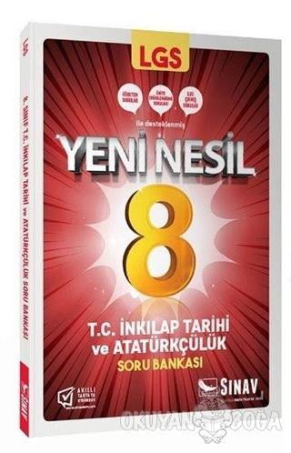 8. Sınıf LGS Yeni Nesil T. C. İnkılap Tarihi ve Atatürkçülük Soru Bank