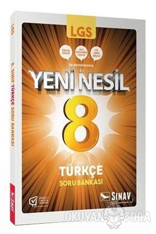 8. Sınıf LGS Yeni Nesil Türkçe Soru Bankası - Kolektif - Sınav Yayınla