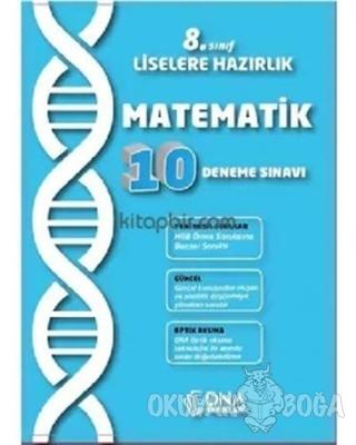 8. Sınıf Matemetik 10'lu Deneme Sınavı