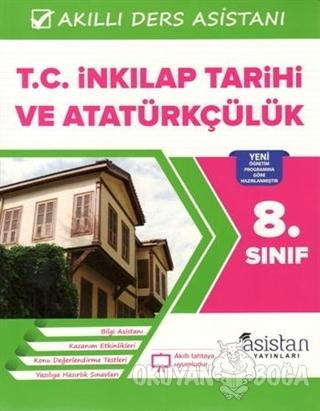 8. Sınıf T.C. İnkılap Tarihi ve Atatürkçülük Akıllı Ders Asistanı