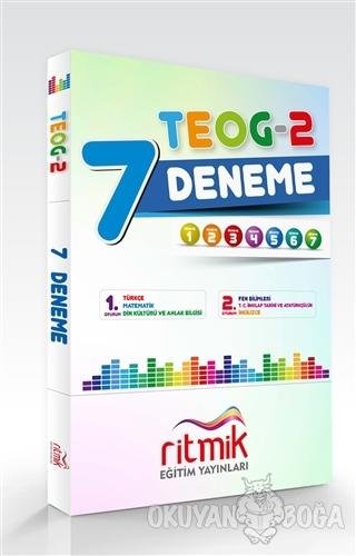 8. Sınıf TEOG-2 7 Fasikül Deneme - Kolektif - Ritmik Eğitim Yayınları