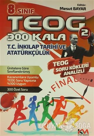 8. Sınıf TEOG 2 T.C. İnkılap Tarihi ve Atatürkçülük Soru Bankası - Kol