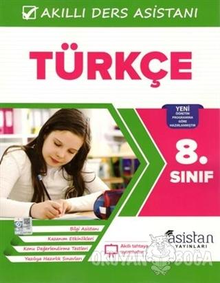 8. Sınıf Türkçe Akıllı Ders Asistanı