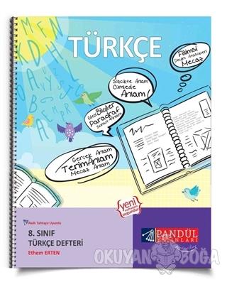 8. Sınıf Türkçe Defteri