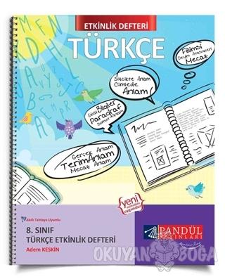 8. Sınıf Türkçe Etkinlik Defteri