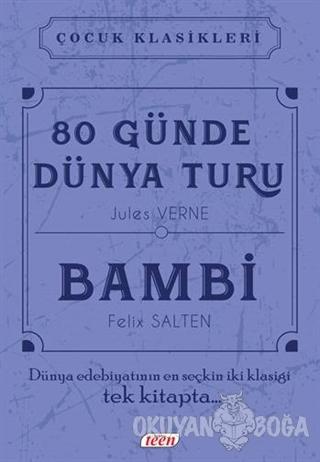 80 Günde Dünya Turu - Bambi (Ciltli)