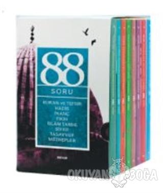 88 Soru Seti Kutulu (8 Kitap) - Adnan Demircan - Beyan Yayınları