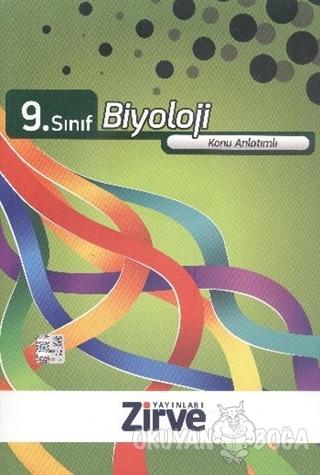 9. Sınıf Biyoloji Konu Anlatımlı - Kolektif - Zirve Yayınları