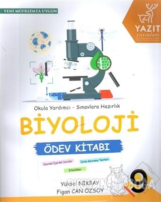 9. Sınıf Biyoloji Ödev Kitabı