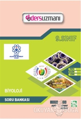 9. Sınıf Biyoloji Soru Bankası - Kolektif - Ders Uzmanı Yayınları