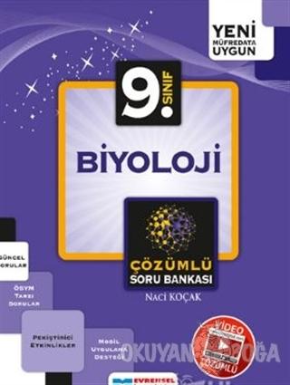 9.Sınıf Biyoloji Video Çözümlü Soru Bankası 2019