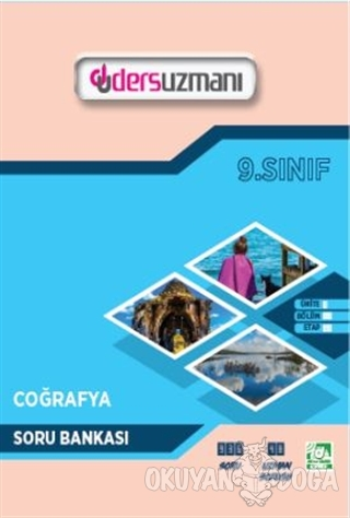 9. Sınıf Coğrafya Soru Bankası - Kolektif - Ders Uzmanı Yayınları