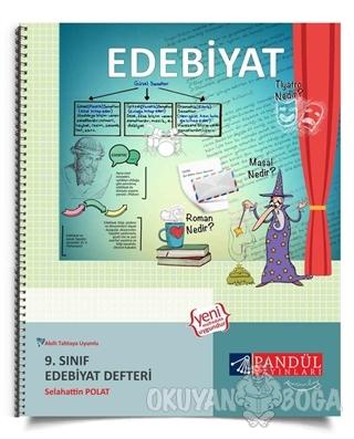 9. Sınıf Edebiyat Defteri