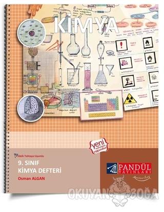 9. Sınıf Kimya Defteri