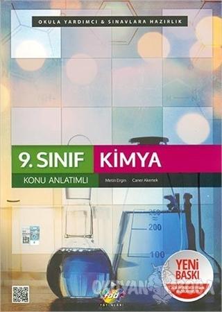 9. Sınıf Kimya Konu Anlatımlı - Metin Ergin - Fdd Yayınları