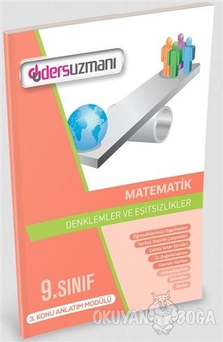 9. Sınıf Matematik 3. Konu Anlatım Modülü - Kolektif - Ders Uzmanı Yay