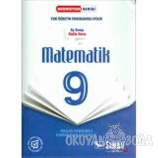 9. Sınıf Matematik Akordiyon Kitap