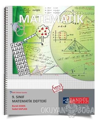 9. Sınıf Matematik Defteri