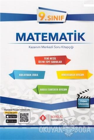 9. Sınıf Matematik Kazanım Merkezli Soru Kitapçığı