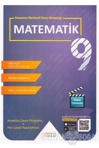 9. Sınıf Matematik Set - Kolektif - Derece Yayınları