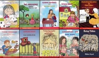 9 Yaş Öykü (10 Kitap Takım) - Mine Erol - Özlem Yayınevi