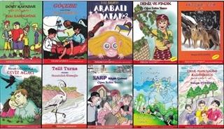 9 Yaş Roman Seti (10 Kitap Takım) - Hasan Güleryüz - Özlem Yayınevi