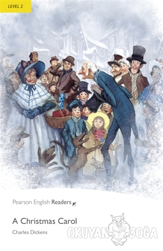 A Christmas Carol Level 2 - Charles Dickens - Pearson Ders Kitapları