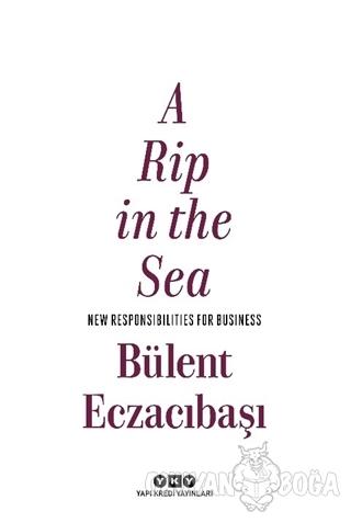 A Rip in the Sea - Bülent Eczacıbaşı - Yapı Kredi Yayınları