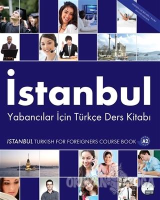 A2 İstanbul Yabancılar İçin Türkçe (2 Kitap Takım)