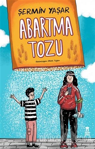 Abartma Tozu - Şermin Yaşar - Taze Kitap
