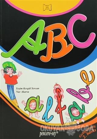 ABC Alfabe (El Yazılı ve Düz Yazılı)