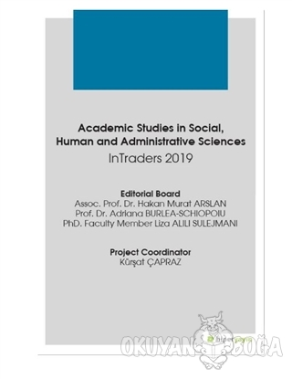 Academic Studies in Social, Human and Administrative Sciences Intraders 2019