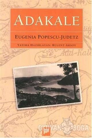 Adakale - Eugenia Popescu - Judetz - Pan Yayıncılık