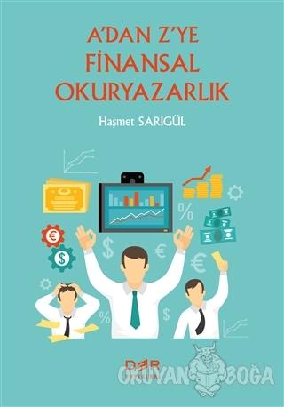 A'dan Z'ye Finansal Okuryazarlık - Haşmet Sarıgül - Der Yayınları