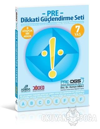 Adeda - PRE Dikkati Güçlendirme Seti 1.Sınıf 7 Yaş - Osman Abalı - Ade