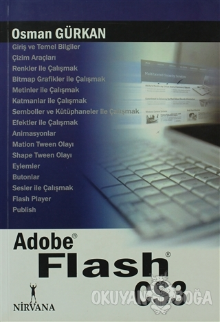 Adobe Flash CS3 - Osman Gürkan - Nirvana Yayınları