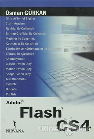 Adobe Flash CS4 - Osman Gürkan - Nirvana Yayınları