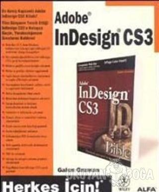 Adobe InDesign CS3 - Galen Gurman - Alfa Yayınları