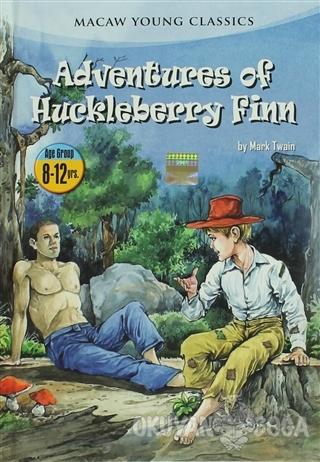 Adventures of Huckleberry Finn (Ciltli) - Mark Twain - Macaw Books