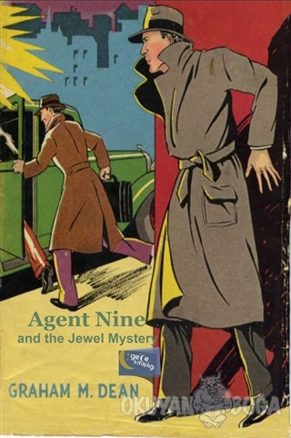 Agent Nine and the Jewel Mystery - Graham M. Dean - Gece Kitaplığı