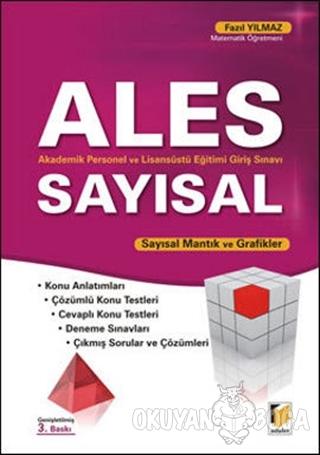 Akademik Personel ve Lisansüstü Eğitimi Giriş Sınavı ALES Sayısal