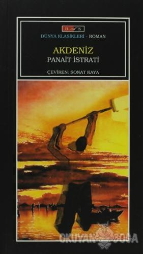 Akdeniz - Panait Istrati - Bordo Siyah Yayınları