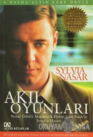 Akıl Oyunları - Sylvia Nasar - Altın Kitaplar
