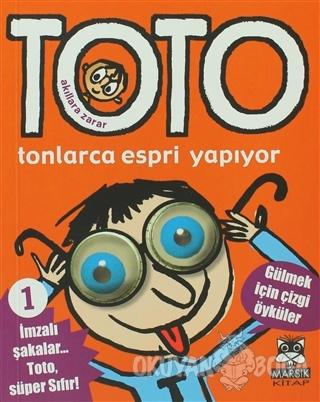 Akıllara Zarar Toto - Tonlarca Espri Yapıyor 1 - Kolektif - Marsık Kit