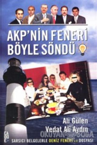 AKP'nin Feneri Böyle Söndü - Vedat Ali Aydın - Cadde Yayınları