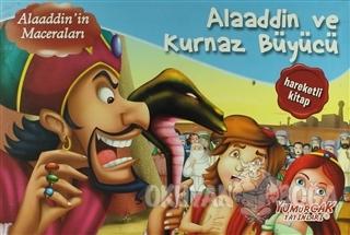 Alaaddin ve Kurnaz Büyücü - Üç Boyutlu Kitap (Ciltli) - Kolektif - Yum